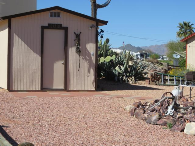 21310 W Trading Post Trail, Congress, AZ 85332 (MLS #5799402) :: The Garcia Group