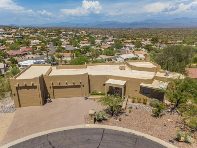 15837 N Peace Pipe Place, Fountain Hills, AZ 85268 (MLS #5799500) :: The W Group