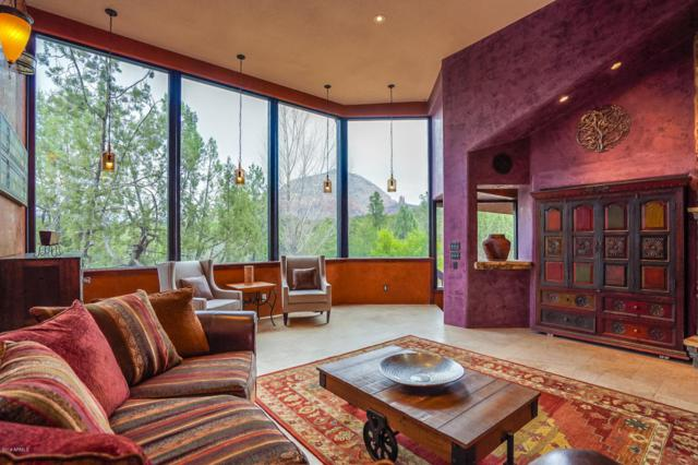 10 E Plumage Drive, Sedona, AZ 86336 (MLS #5800579) :: The Daniel Montez Real Estate Group