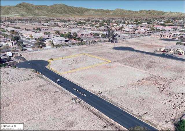 18222 W San Miguel Court, Litchfield Park, AZ 85340 (MLS #5800738) :: The Results Group