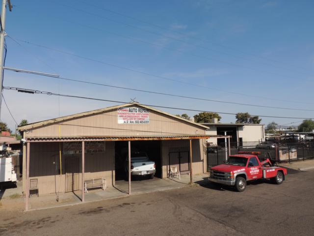335 N 25TH Avenue, Phoenix, AZ 85009 (MLS #5800953) :: Brett Tanner Home Selling Team