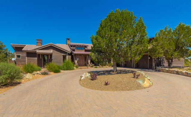 5310 W Vengeance Trail, Prescott, AZ 86305 (MLS #5801046) :: Team Wilson Real Estate