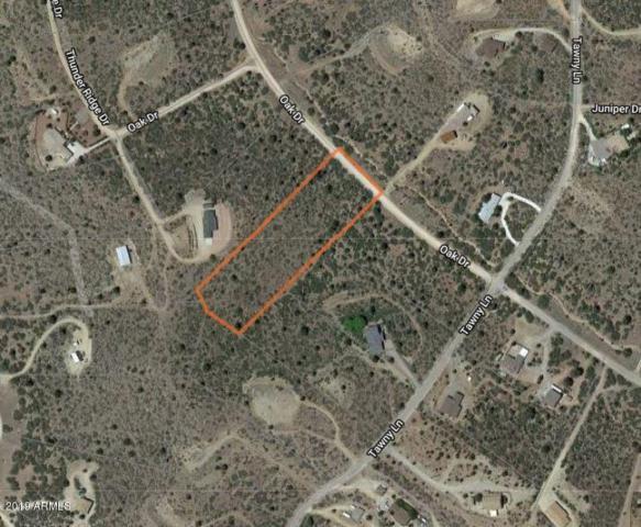 17660 S Oak Drive, Peeples Valley, AZ 86332 (MLS #5801226) :: Yost Realty Group at RE/MAX Casa Grande