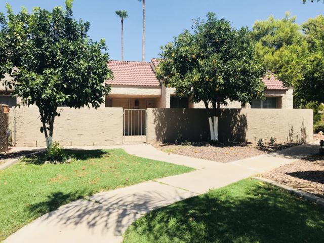 7429 N Via Camello Del Norte #153, Scottsdale, AZ 85258 (MLS #5801768) :: The Garcia Group @ My Home Group