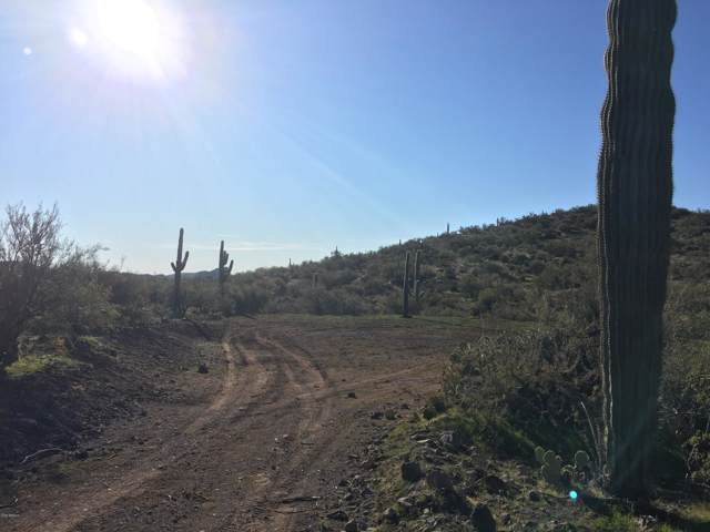 0 N Cow Creek Lot 10 B Road, Morristown, AZ 85342 (MLS #5802965) :: Dijkstra & Co.