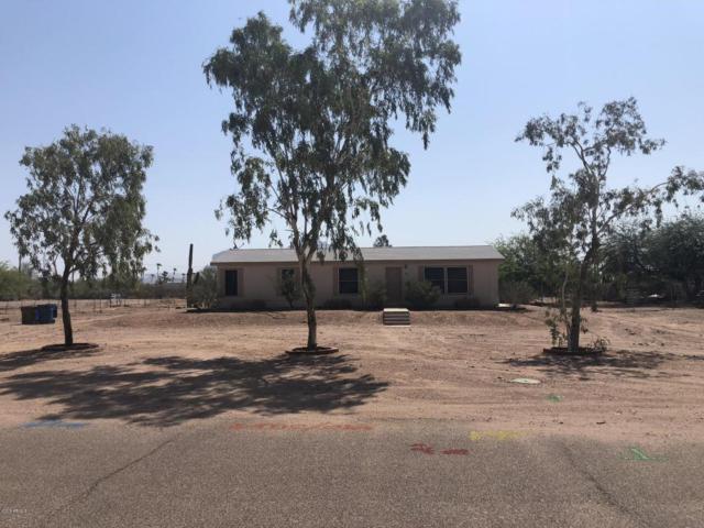921 N Monterey Drive, Apache Junction, AZ 85120 (MLS #5803060) :: The Daniel Montez Real Estate Group