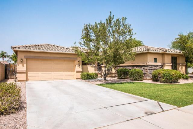 5334 W Milada Drive, Laveen, AZ 85339 (MLS #5803893) :: The Garcia Group @ My Home Group