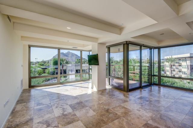 7117 E Rancho Vista Drive #4005, Scottsdale, AZ 85251 (MLS #5804039) :: The Laughton Team