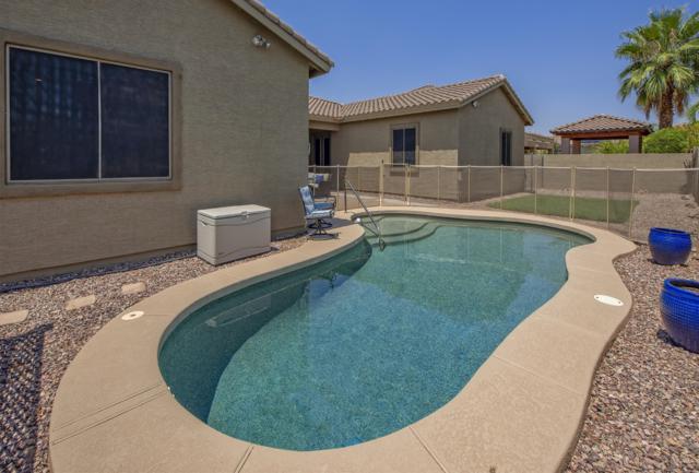 4565 N 153RD Avenue, Goodyear, AZ 85395 (MLS #5804501) :: Lux Home Group at  Keller Williams Realty Phoenix