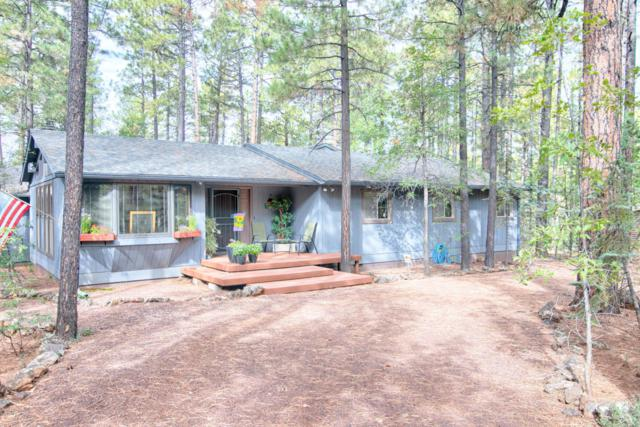 2730 Sunflower Drive, Pinetop, AZ 85935 (MLS #5804782) :: Arizona 1 Real Estate Team