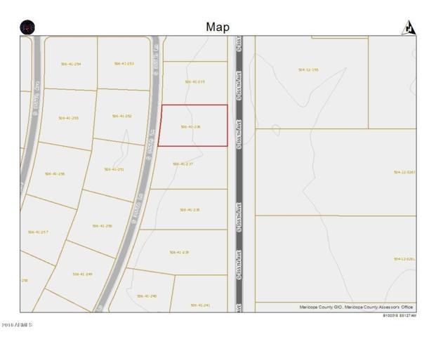 0 W Bay Circle, Tonopah, AZ 85354 (MLS #5805070) :: Brett Tanner Home Selling Team