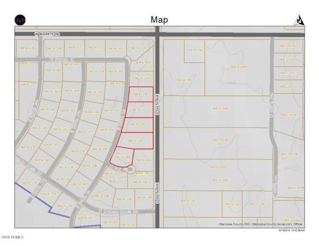 0 W Bay Circle, Tonopah, AZ 85354 (MLS #5805166) :: Brett Tanner Home Selling Team