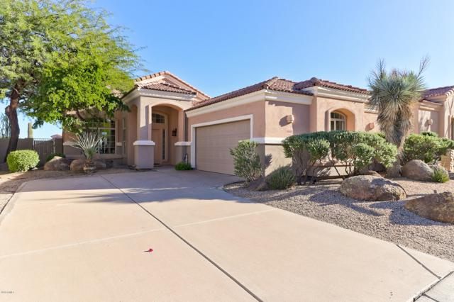 11567 E Desert Willow Drive, Scottsdale, AZ 85255 (MLS #5805270) :: RE/MAX Excalibur