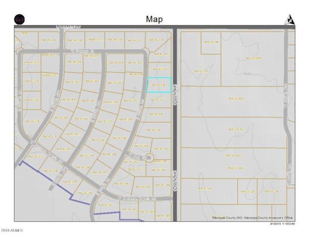 0 W Bay Circle, Tonopah, AZ 85354 (MLS #5805335) :: Brett Tanner Home Selling Team