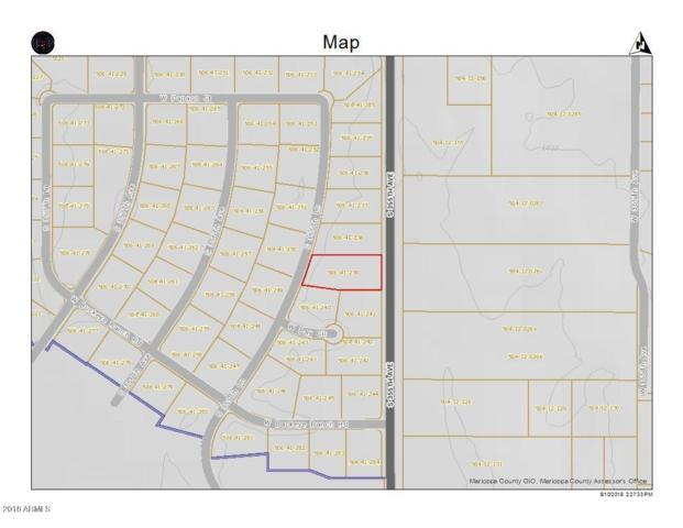 0 W Bay Circle, Tonopah, AZ 85354 (MLS #5805371) :: Brett Tanner Home Selling Team