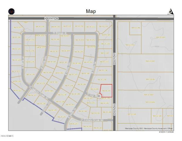 0 W Bay Circle, Tonopah, AZ 85354 (MLS #5805473) :: Brett Tanner Home Selling Team