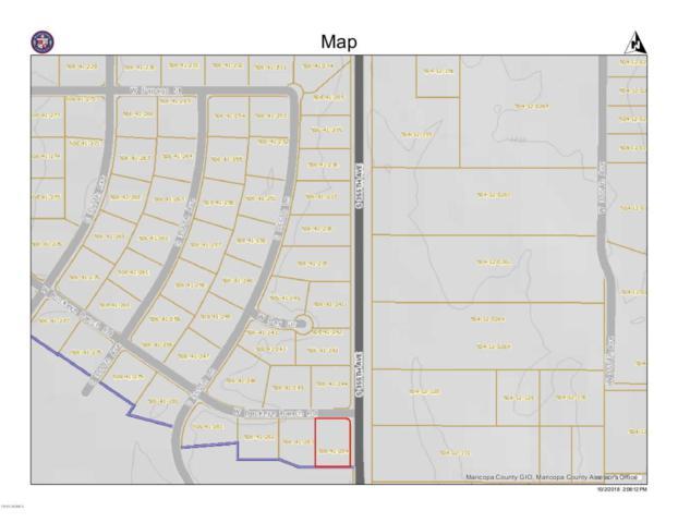 0 W Bay Circle, Tonopah, AZ 85354 (MLS #5805497) :: The Wehner Group