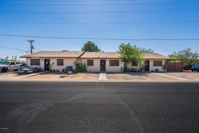 34 N 64TH Street, Mesa, AZ 85205 (MLS #5805730) :: The Daniel Montez Real Estate Group