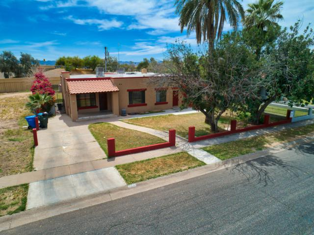 1933 E Willetta Street, Phoenix, AZ 85006 (MLS #5805985) :: Openshaw Real Estate Group in partnership with The Jesse Herfel Real Estate Group