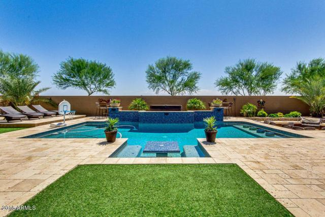 21623 S 223RD Place, Queen Creek, AZ 85142 (MLS #5806210) :: Power Realty Group Model Home Center