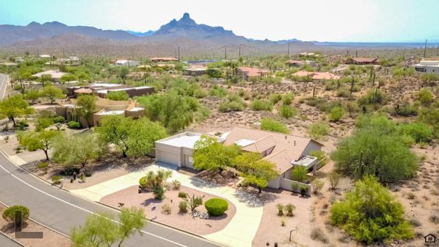 16401 E Saguaro Boulevard, Fountain Hills, AZ 85268 (MLS #5806607) :: Brett Tanner Home Selling Team