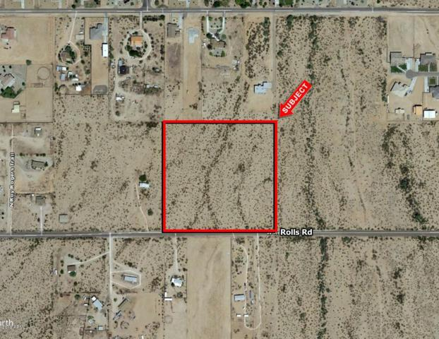 xxxx W Rolls Road, Queen Creek, AZ 85142 (MLS #5806621) :: The W Group