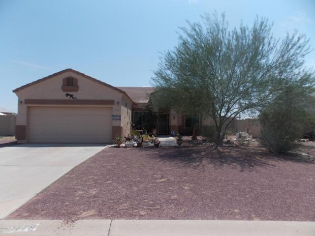 11779 W Lobo Drive, Arizona City, AZ 85123 (MLS #5806769) :: The Garcia Group @ My Home Group