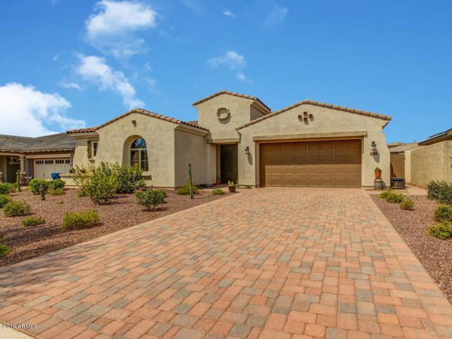 2724 N Black Rock Road, Buckeye, AZ 85396 (MLS #5806819) :: Five Doors Network