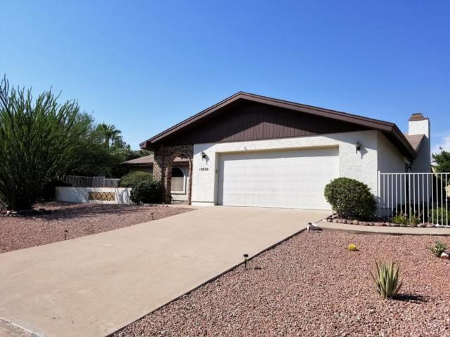 15824 E Kim Drive, Fountain Hills, AZ 85268 (MLS #5806889) :: Santizo Realty Group