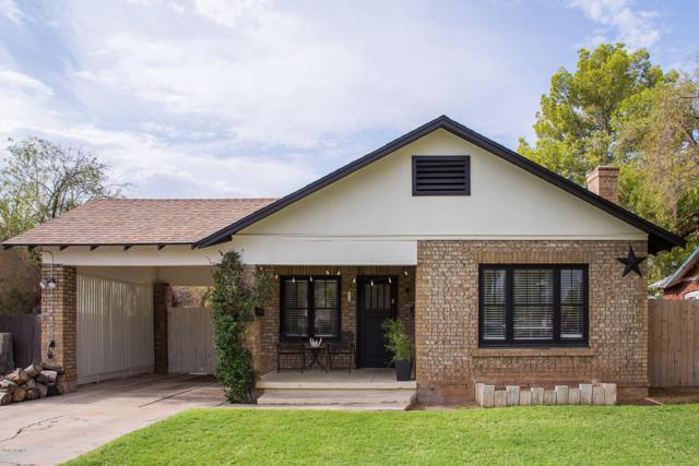 1225 E Monte Vista Road, Phoenix, AZ 85006 (MLS #5807285) :: The Pete Dijkstra Team