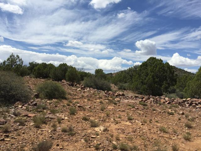 Lot 252 N Lee Lea Lane, Kingman, AZ 86401 (MLS #5807491) :: Team Wilson Real Estate