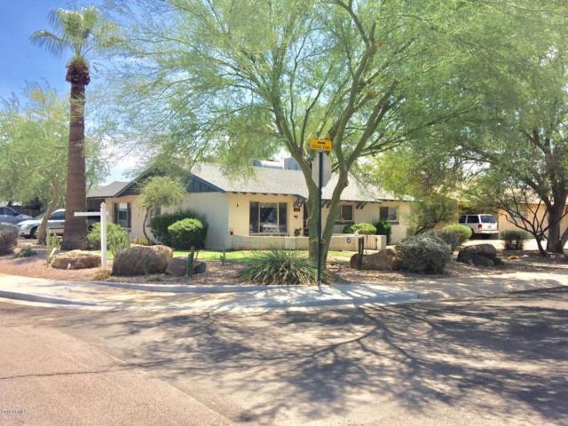 8361 E Pinchot Avenue, Scottsdale, AZ 85251 (MLS #5807566) :: Kepple Real Estate Group
