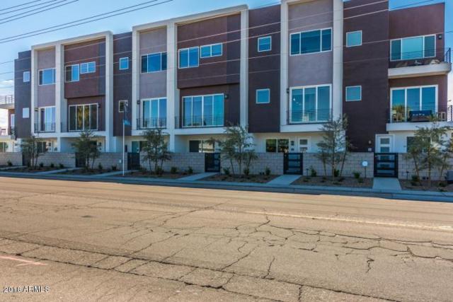 4444 N 25th Street #17, Phoenix, AZ 85016 (MLS #5808698) :: Conway Real Estate