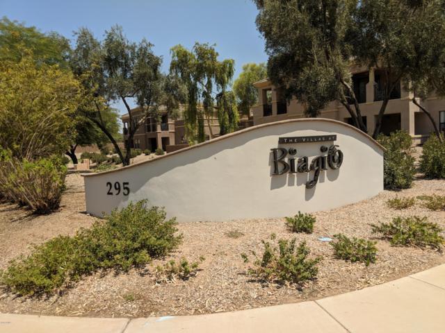 295 N Rural Road #109, Chandler, AZ 85226 (MLS #5808861) :: The Garcia Group @ My Home Group