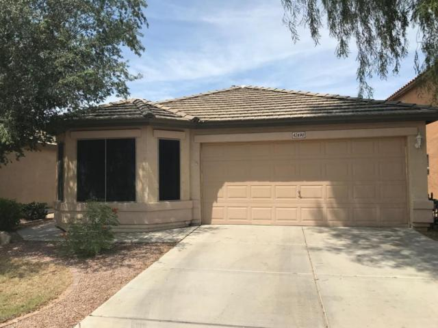 42490 W Hillman Drive, Maricopa, AZ 85138 (MLS #5808934) :: Yost Realty Group at RE/MAX Casa Grande