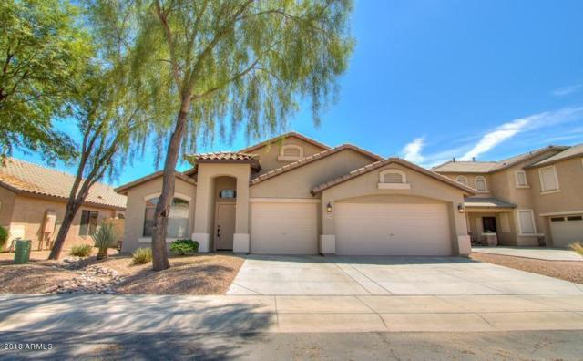 22229 N Van Loo Drive, Maricopa, AZ 85138 (MLS #5808955) :: Yost Realty Group at RE/MAX Casa Grande