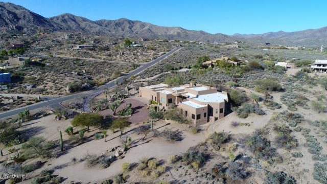 41823 N Deer Trail Road, Cave Creek, AZ 85331 (MLS #5808988) :: RE/MAX Excalibur