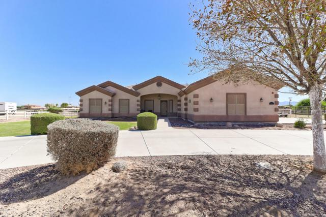 3407 S 199TH Drive, Buckeye, AZ 85326 (MLS #5809535) :: Occasio Realty