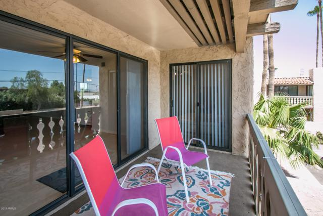 4950 N Miller Road #210, Scottsdale, AZ 85251 (MLS #5809625) :: The Daniel Montez Real Estate Group