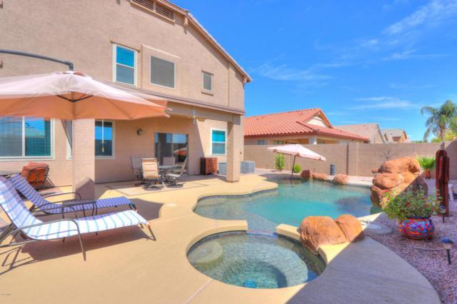 22163 N Dietz Drive, Maricopa, AZ 85138 (MLS #5809659) :: Occasio Realty