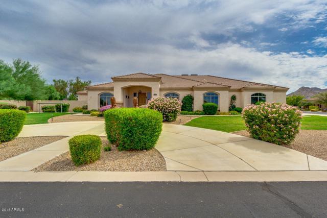 5757 W Rock Court, Queen Creek, AZ 85142 (MLS #5810388) :: Yost Realty Group at RE/MAX Casa Grande