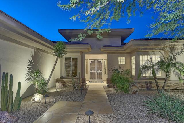 7714 E Visao Drive, Scottsdale, AZ 85266 (MLS #5810726) :: The W Group