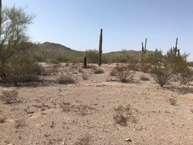 0 S Brennar Pass Road, Queen Creek, AZ 85140 (MLS #5810771) :: Conway Real Estate