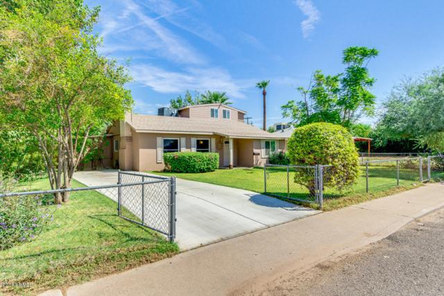 3032 E Willetta Street, Phoenix, AZ 85008 (MLS #5811034) :: The Jesse Herfel Real Estate Group