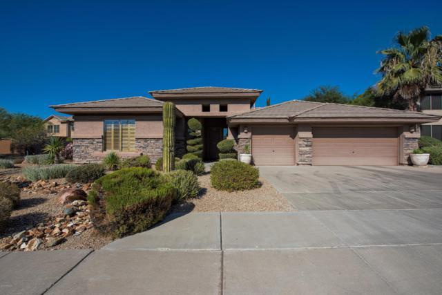 6018 E Smokehouse Trail, Scottsdale, AZ 85266 (MLS #5811488) :: Occasio Realty