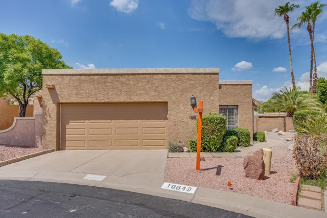 10649 N 11TH Street, Phoenix, AZ 85020 (MLS #5811514) :: Conway Real Estate