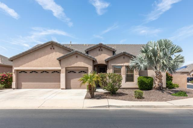 9506 S 44th Lane, Laveen, AZ 85339 (MLS #5811837) :: The W Group