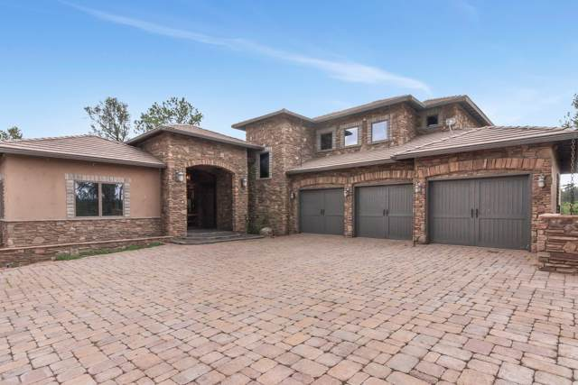 118 S Crescent Moon, Payson, AZ 85541 (MLS #5812371) :: Conway Real Estate
