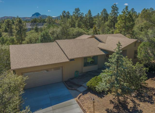 45 Woodside Drive, Prescott, AZ 86305 (MLS #5812545) :: The Pete Dijkstra Team
