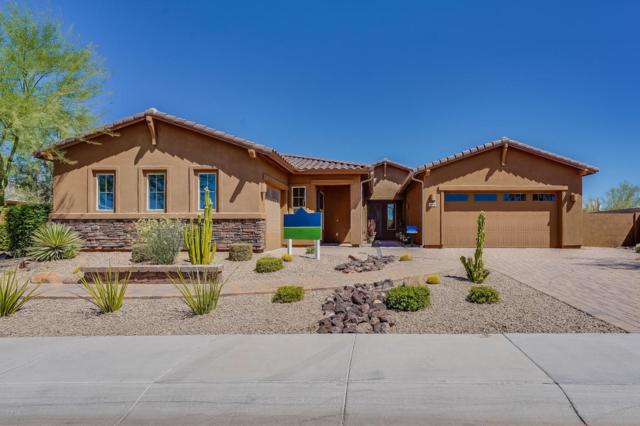 5918 E Little Wells Pass Lane, Cave Creek, AZ 85331 (MLS #5812626) :: Kepple Real Estate Group